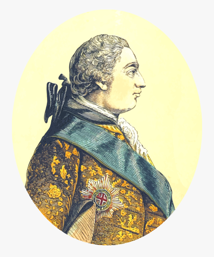 King George Iii - King George Iii Png, Transparent Clipart