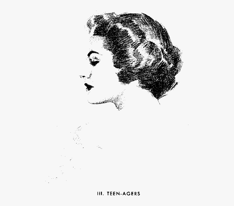 Andrew Loomis Drawing The Head And Hands 112 - Illustration, Transparent Clipart