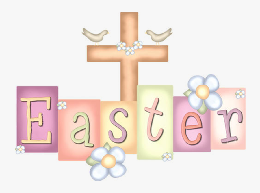 Easter Cute Clipart - Easter Clip Art Religious, Transparent Clipart