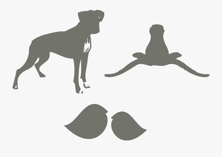 Italian Greyhound Design Classic Puppy Dog Breed - Rampur Greyhound, Transparent Clipart
