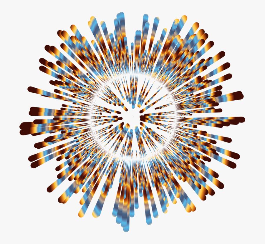 Symmetry,circle,line - Rainbow Circle Explosion Transparent Background, Transparent Clipart