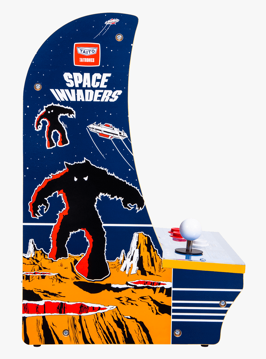 Space Invaders, Transparent Clipart