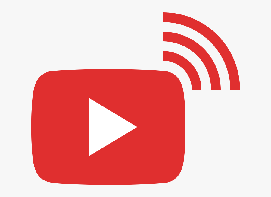 Live Youtube Png - Youtube Live Icon Png, Transparent Clipart