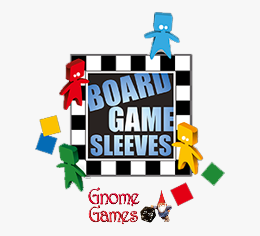 Board Game Sleeves - Board Game Sleeves Oversized, Transparent Clipart