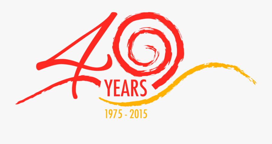 Gcca 40yrs Logo Small - Liga Indonesia Premier Division, Transparent Clipart