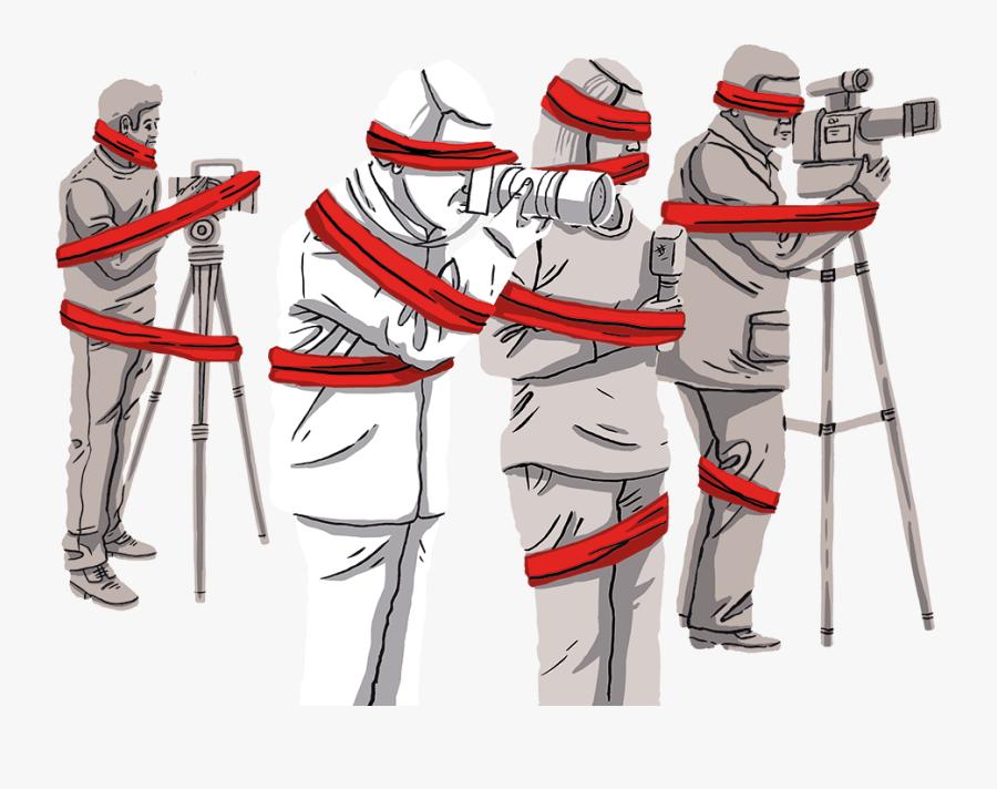 Us Report - Censorship In Art 2017, Transparent Clipart
