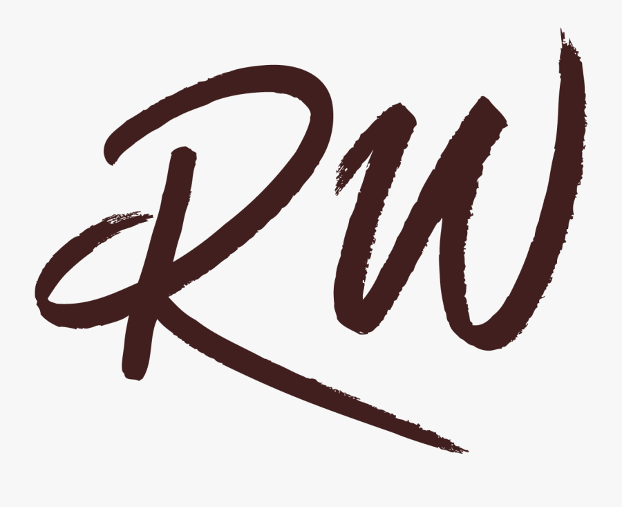 Revel Woods - Calligraphy, Transparent Clipart