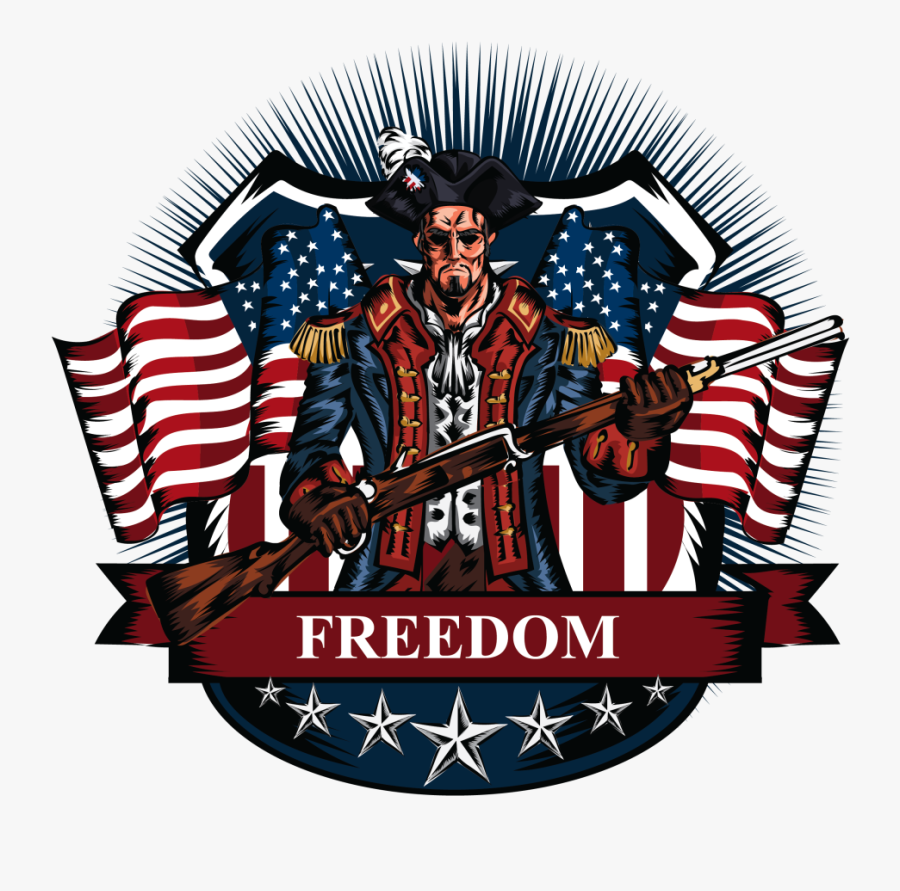 Independence Day - Illustration, Transparent Clipart