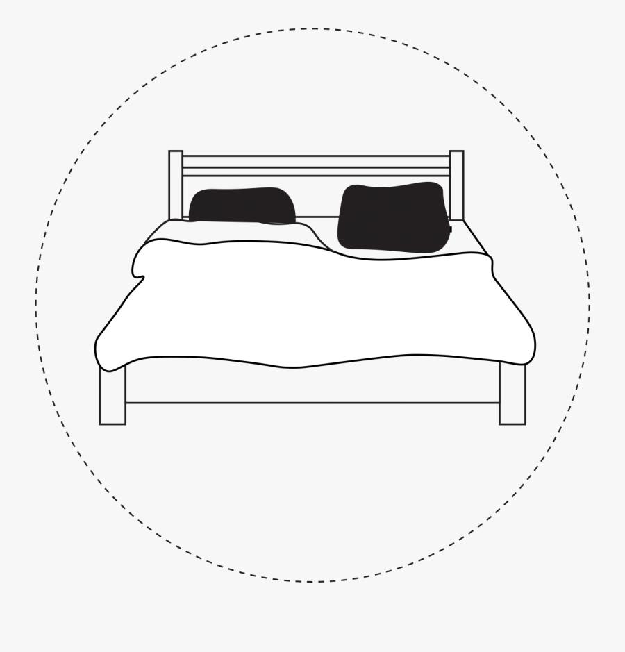 You Do You - Bed Frame, Transparent Clipart