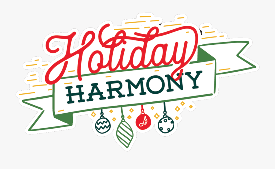 Holiday Harmony, Transparent Clipart