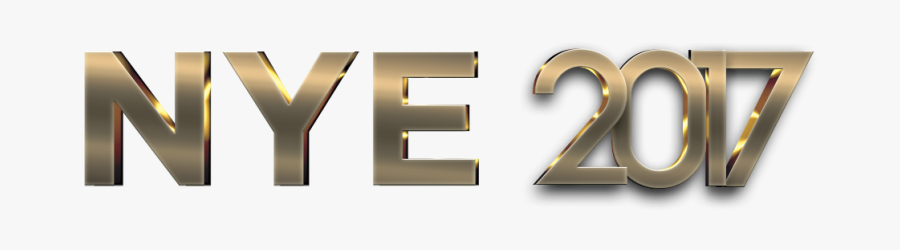 New Years Eve 2016 Png - Transparent New Years Eve, Transparent Clipart
