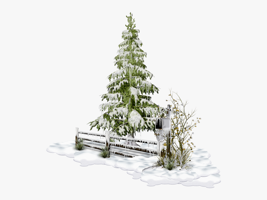 Tube Png Cluster Hiver, Transparent Clipart