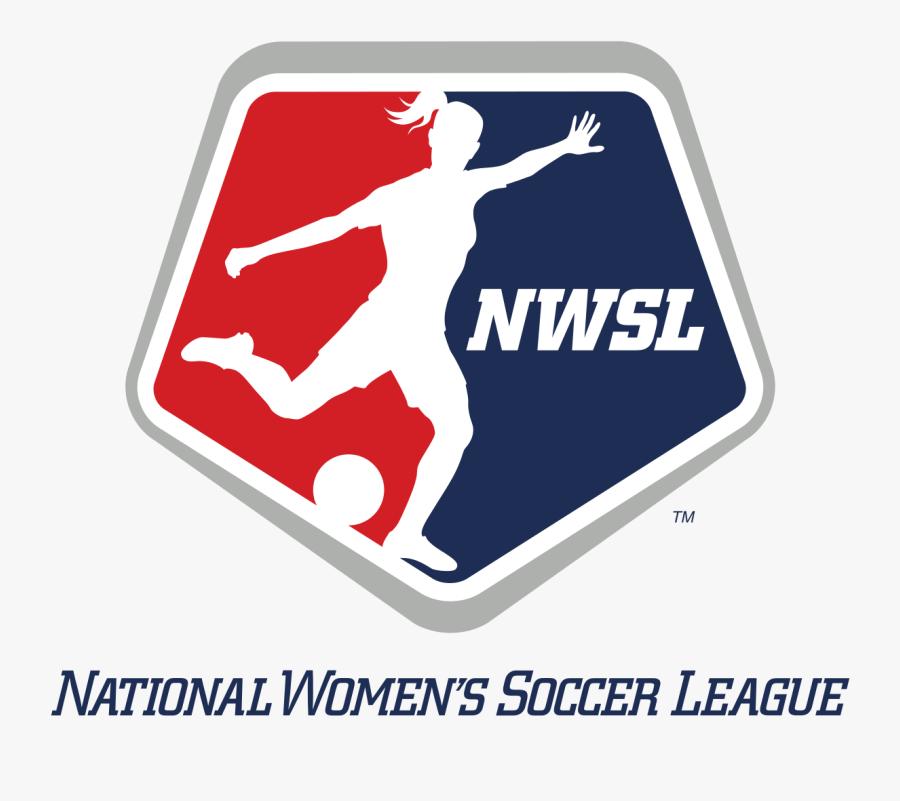 Transparent Usa Soccer Logo Png - National Women's Soccer League, Transparent Clipart