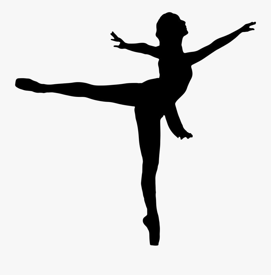 Contemporary Dance Clipart - Dance, Transparent Clipart