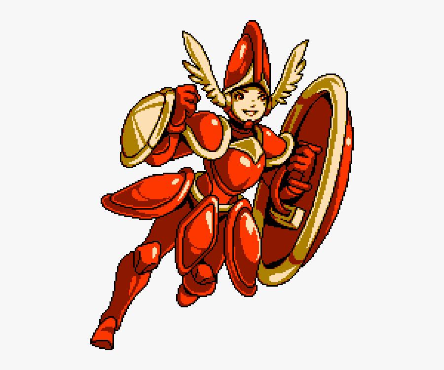 Shield Knight Art, Transparent Clipart
