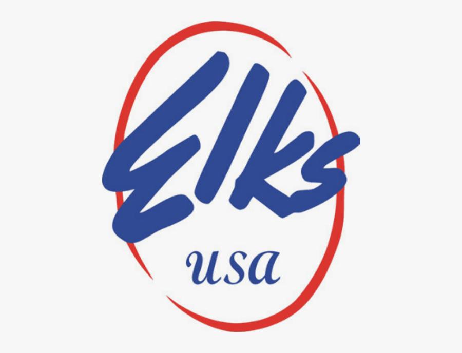 Elks Lodge Logo, Transparent Clipart