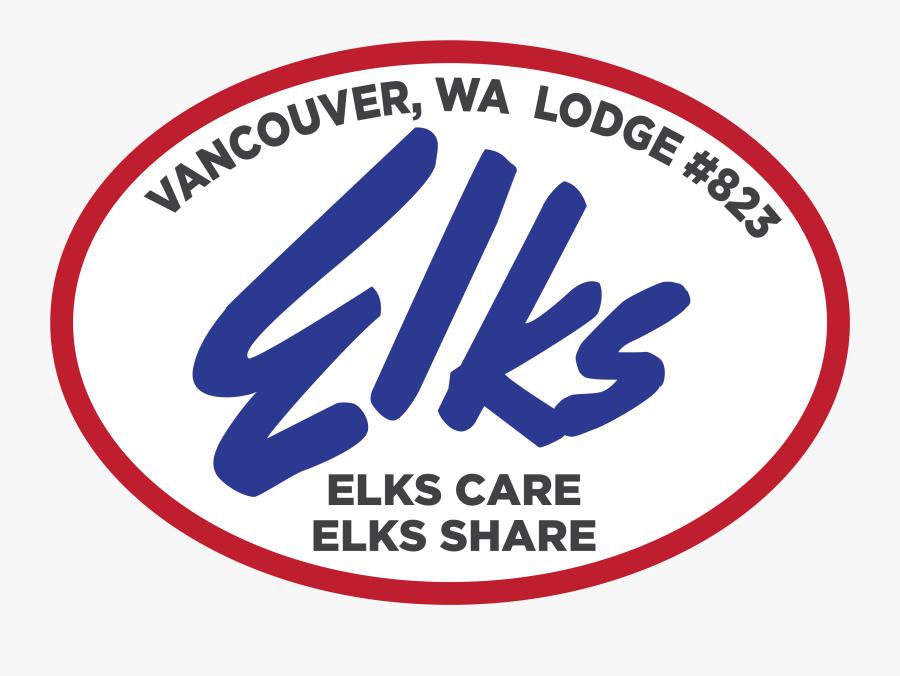 Elks Lodge - Elks Lodge Logo, Transparent Clipart