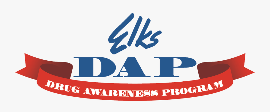 Drug Awareness Program - Elks Drug Awareness Video Contest, Transparent Clipart