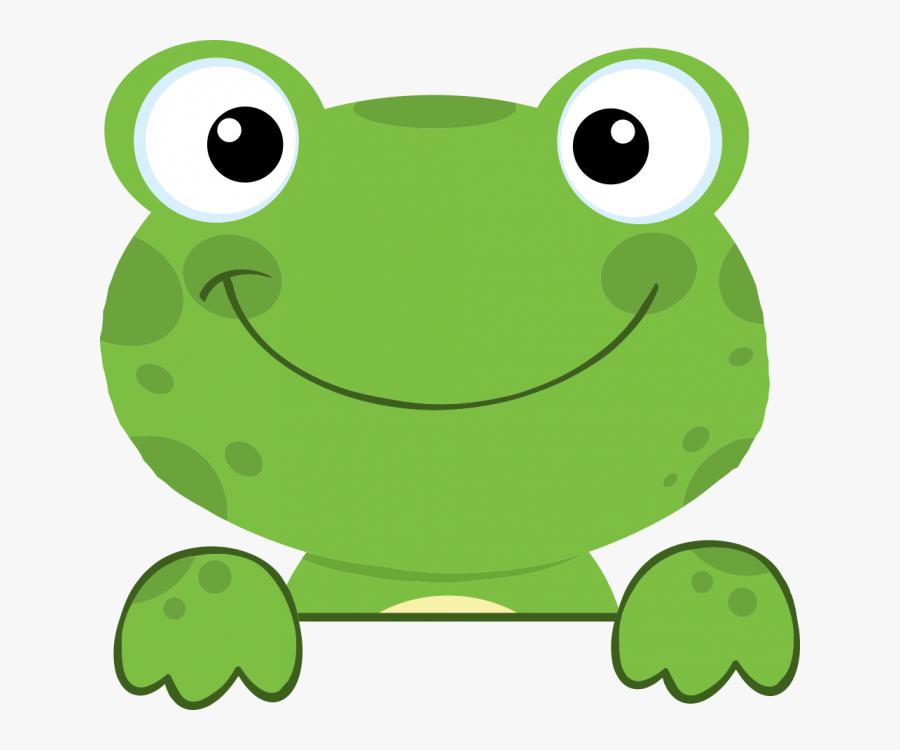 Frog Clip Art Free Clipart Frog Clip Art - Clip Art Cute Frog, Transparent Clipart