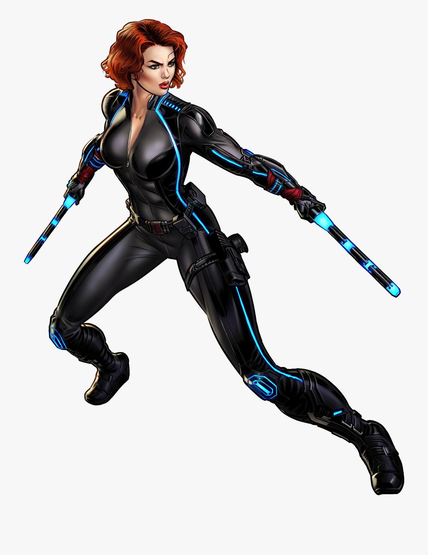 Stock Black Widow Pinterest - Black Widow Clipart Marvel, Transparent Clipart