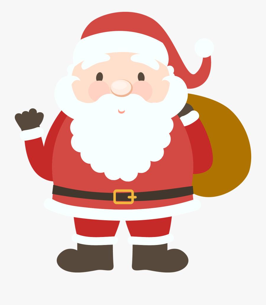 Santa Claus Png Transparent Free Images - Santa Claus Clipart Png, Transparent Clipart