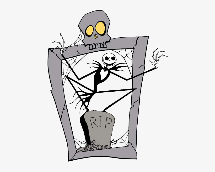 Nightmare Before Christmas, Transparent Clipart