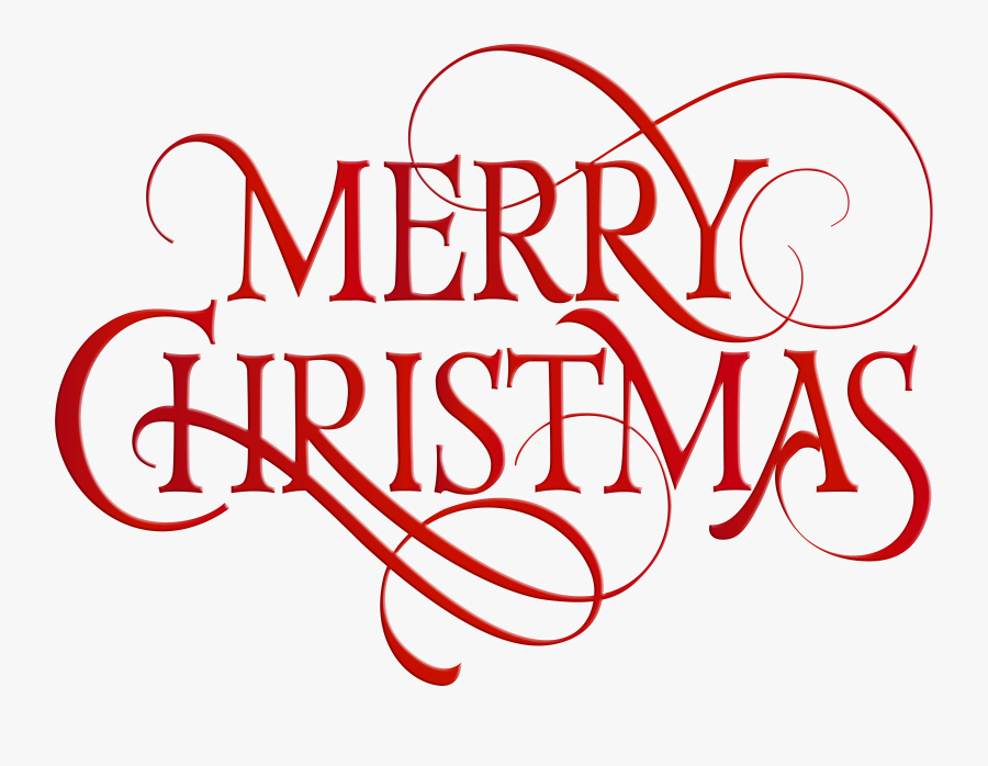 Merry Christmas Clipart For Download - Transparent Merry Christmas Png, Transparent Clipart