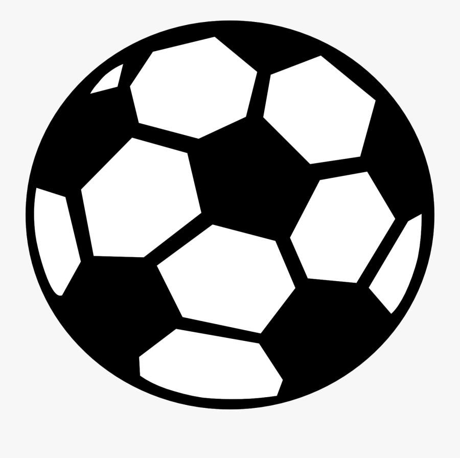 Football Clipart Flaming - Blue Soccer Ball Clipart, Transparent Clipart