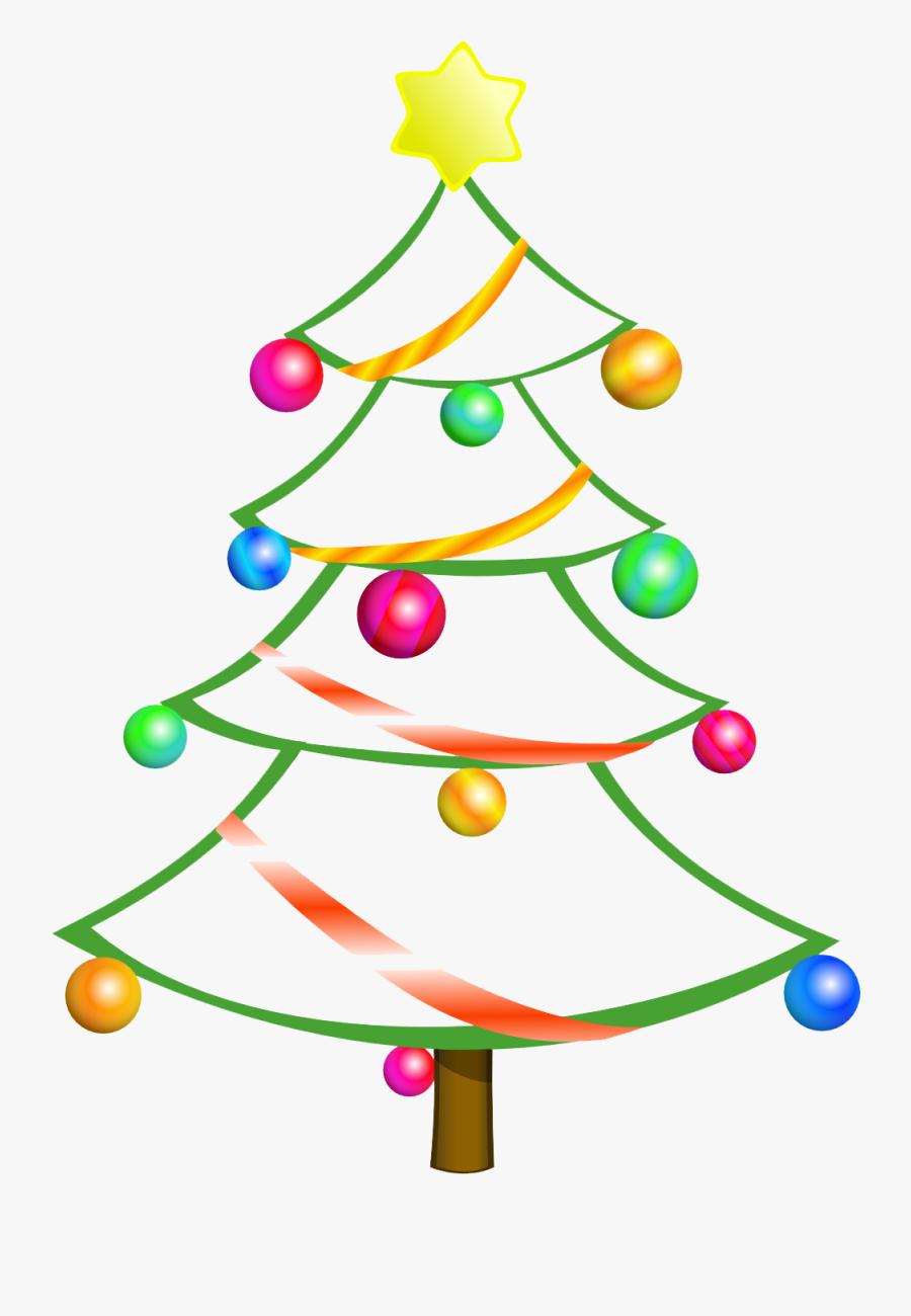 Free Clipart For Mac - Public Domain Free Christmas Clip Art, Transparent Clipart
