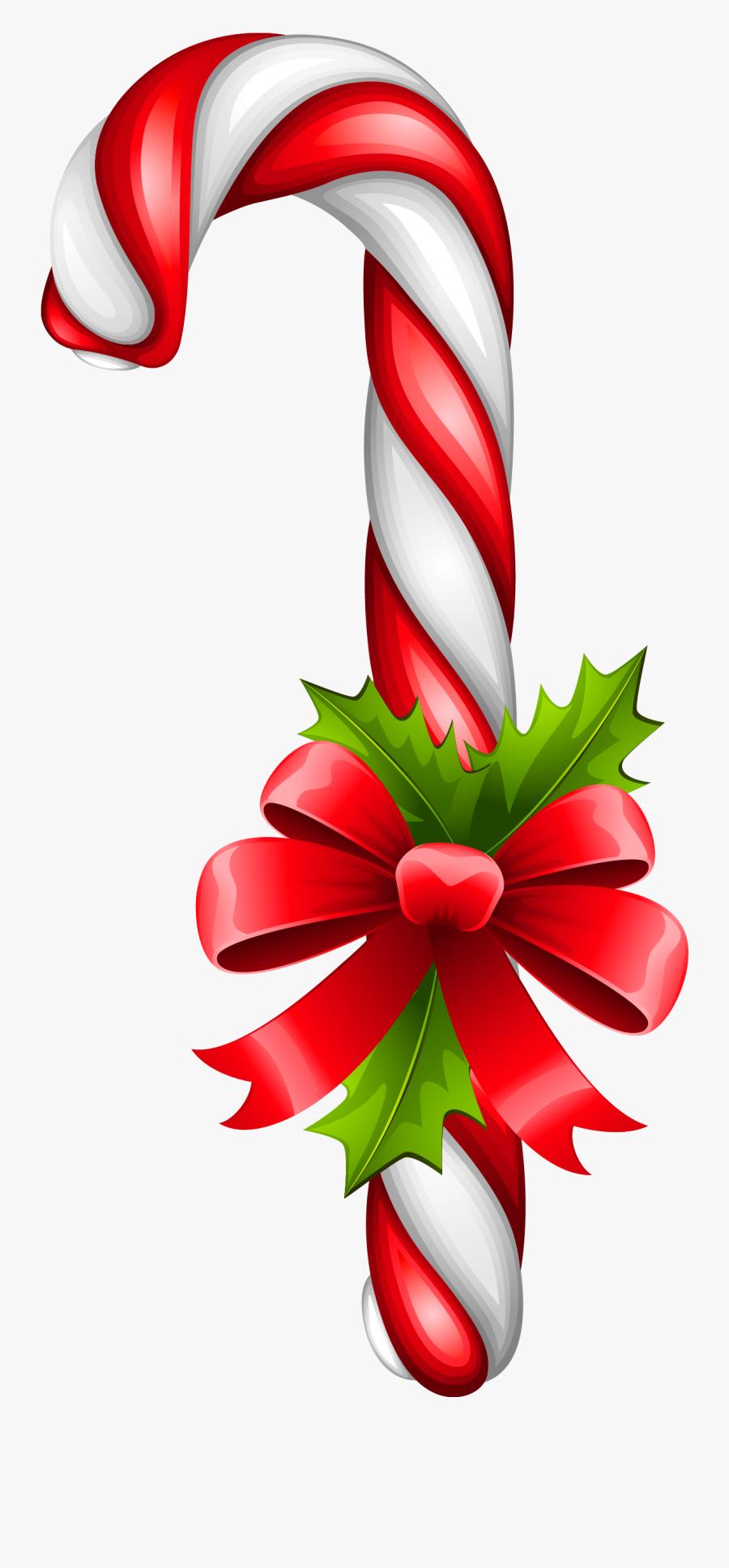 Free Clip Art Fun - Christmas Candy Cane Transparent, Transparent Clipart
