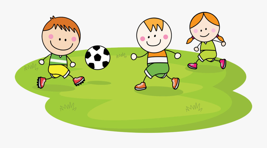 Children Playing Football Clipart Free Transparent Clipart Clipartkey
