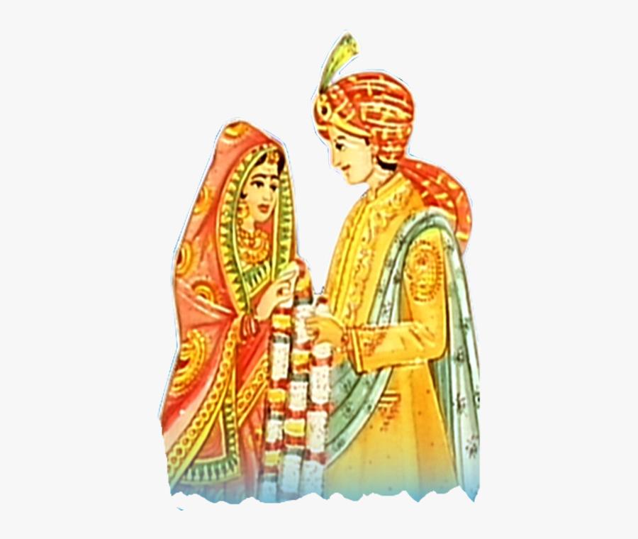 Collection Of Hindu - Indian Wedding Symbol Png, Transparent Clipart