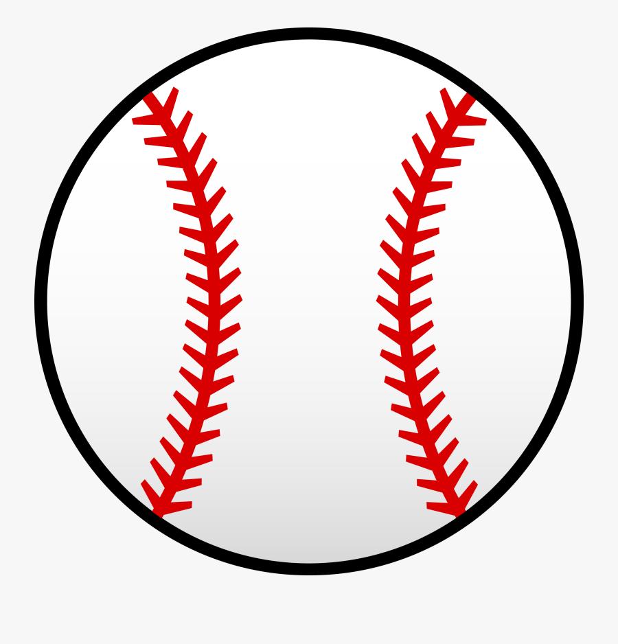 Free Vector Baseball - Baseball Clipart Png, Transparent Clipart