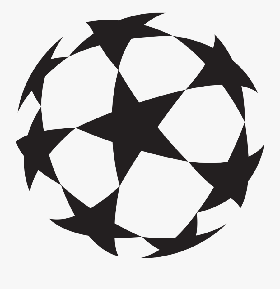 football clipart champions uefa champions league ball logo free transparent clipart clipartkey uefa champions league ball logo free