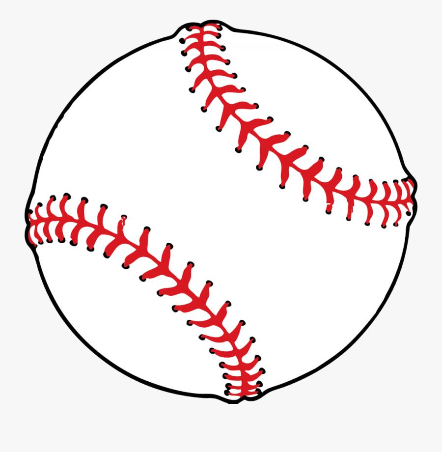Baseball Ball Vector - Baseball Clipart, Transparent Clipart