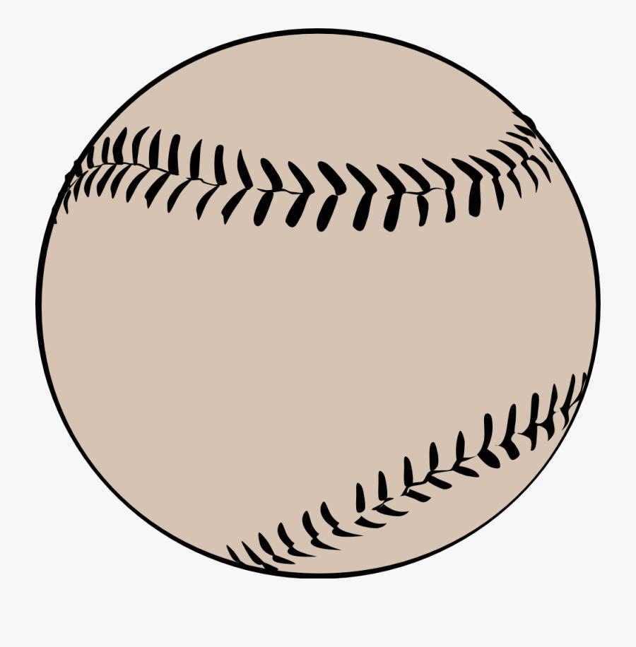 Baseball - Clipart - Clip Art Transparent Baseball, Transparent Clipart