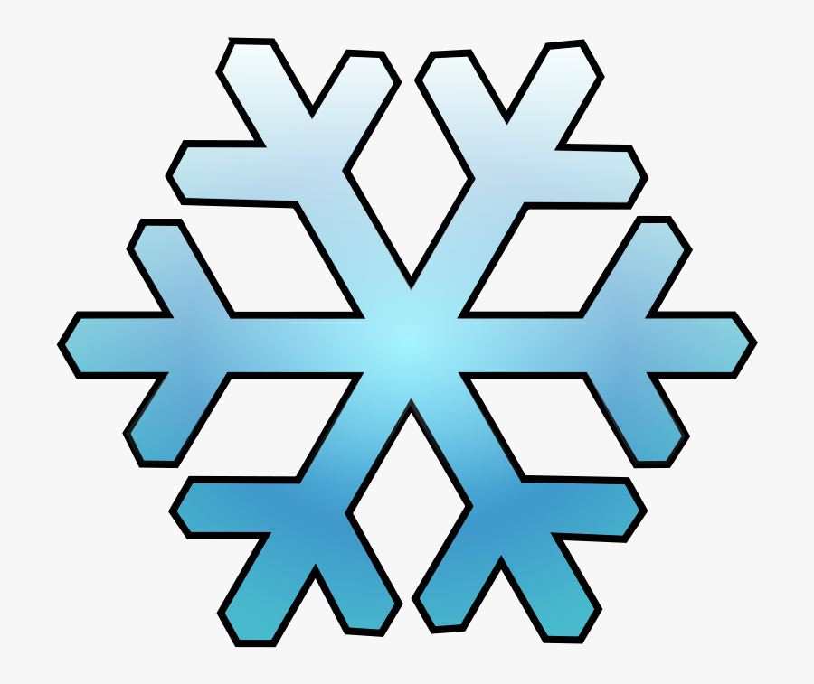 Snowflake Free To Use Clip Art - Clipart Snowflake, Transparent Clipart