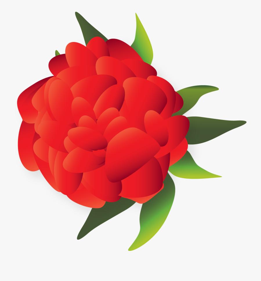 Mexican Flower Clipart Png, Transparent Clipart