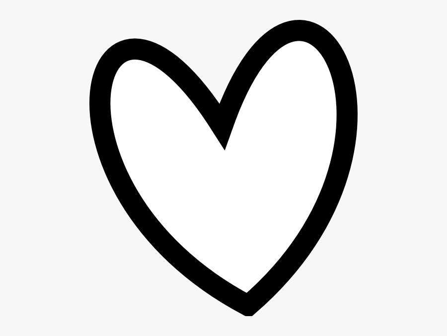 Double Heart Heart Clipart Images Black And White Clipartfest - Heart Clipart Black And White, Transparent Clipart
