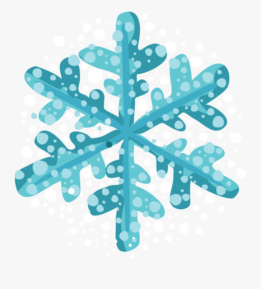 Free Christmas Snowflake Clipart Snowflakes For Christmas - White Snowflakes Clip Art, Transparent Clipart