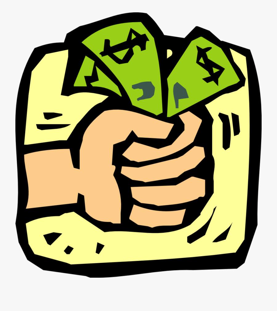 Cash - Clipart - Money Notes Clip Art , Free Transparent ...