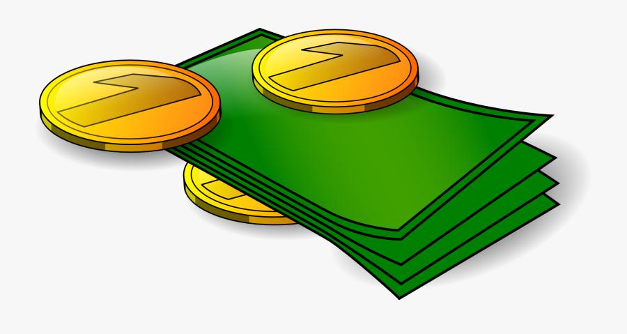 Money Clip Art - Money Clipart Transparent Background, Transparent Clipart