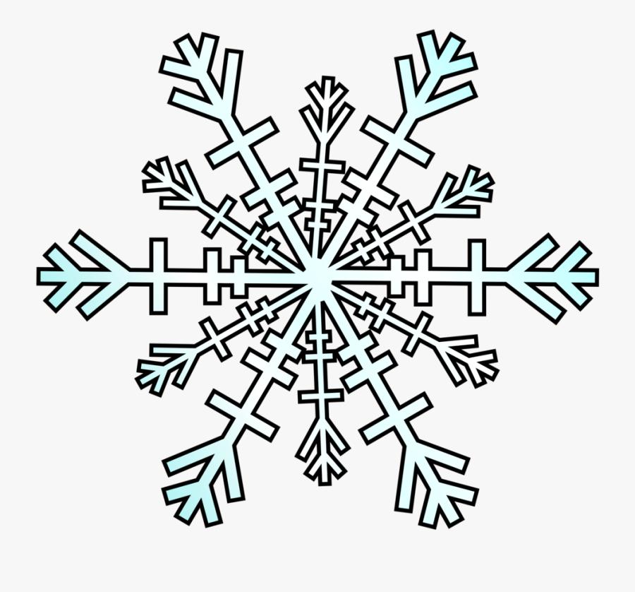 Snowflakes Snowflake Clipart 2 Clipartix - Transparent Background Snowflake Cartoon, Transparent Clipart