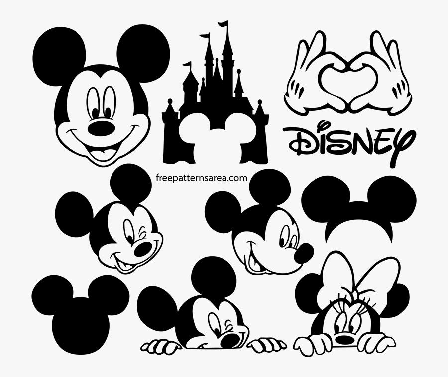 Minnie Mouse Worldvectorlogo, Transparent Clipart
