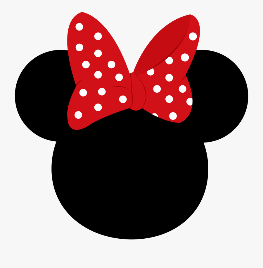 Disney ‿✿⁀○ Minnie Mouse Fest, Mickey Mouse, - Minnie Mouse Ears Png, Transparent Clipart