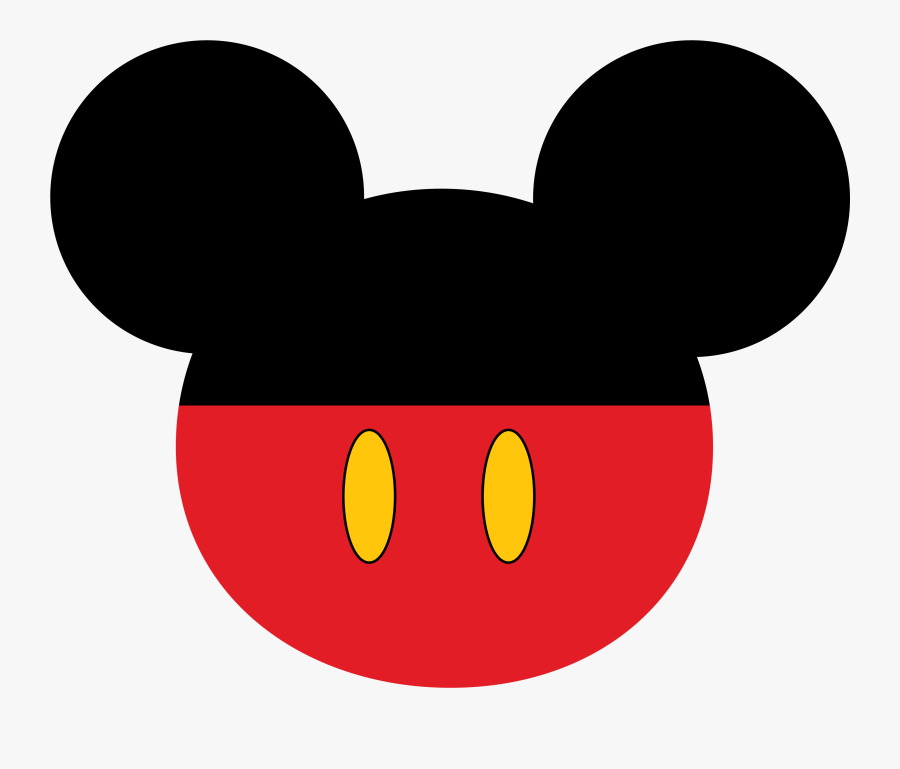 Ghost Clipart Minnie Mouse - Cabeça Mickey Mouse Png, Transparent Clipart