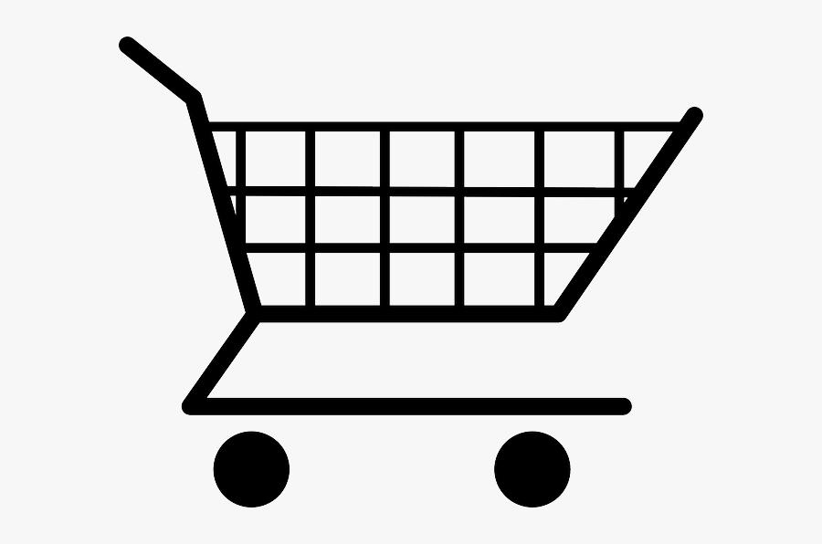 Cart, Clip Art, Covered Wagon, Illustrations, Bar Cart, - Shopping Cart, Transparent Clipart