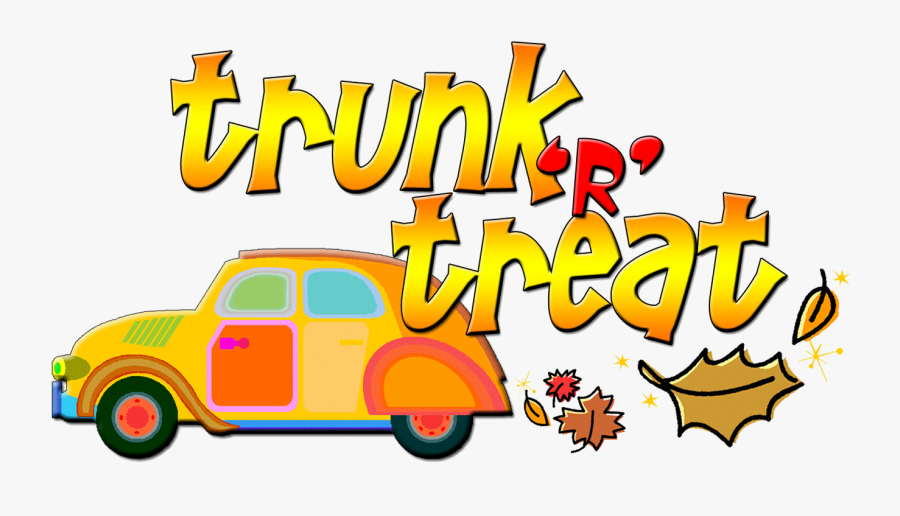 Trunk Or Treat, Transparent Clipart