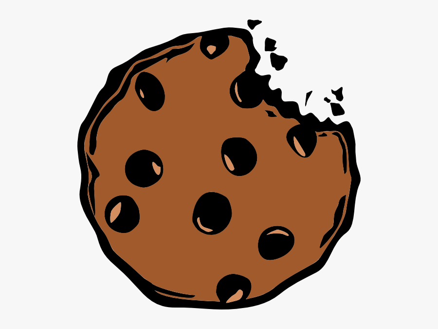 Chocolate Chip Cookie Clipart Png, Transparent Clipart