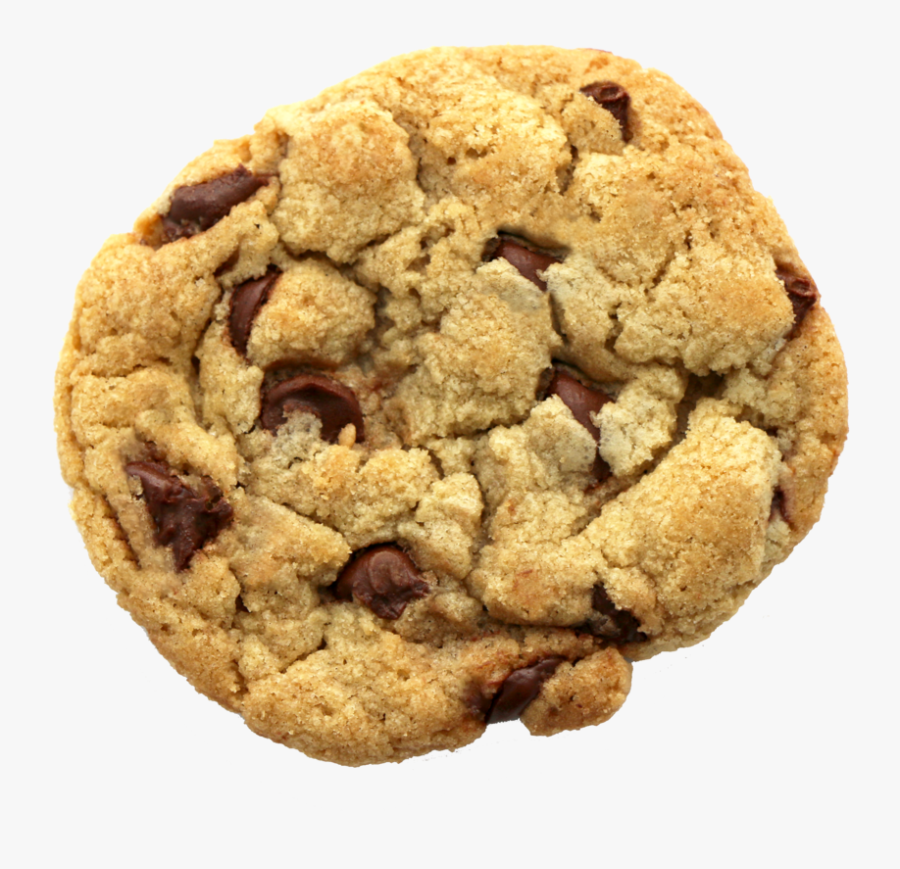 Transparent Chocolate Chip Cookie Png - Chocolate Chip Cookie Png, Transparent Clipart